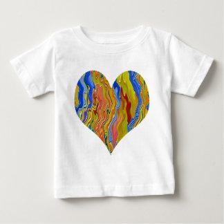 Golden Heart  - Poker Champion Baby T-Shirt
