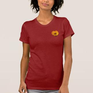 Golden Heart T Shirt