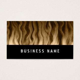 golden heat ~ bc business card