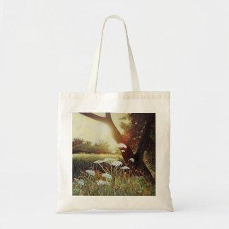 Golden hedgerow I 2014 Tote Bag