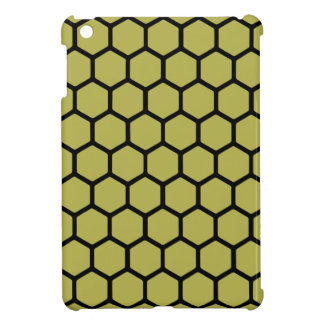 Golden Hexagon 4 Cover For The iPad Mini