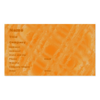 Golden Hive Business Card Template