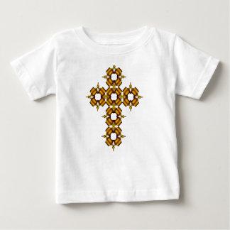 GOLDEN HOLY CROSS BABY T-Shirt