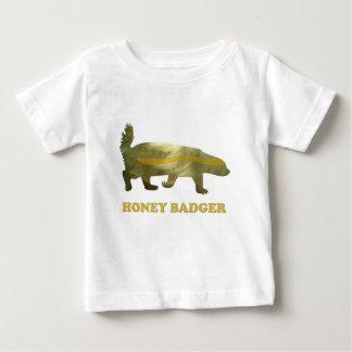 golden honey badger baby T-Shirt