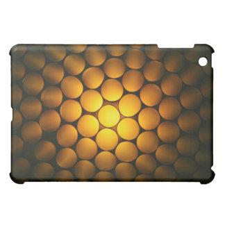 Golden Honeycomb - iPad Cover