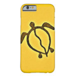 Golden Honu Hawaii Barely There iPhone 6 Case