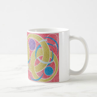 Golden hoops, Crescents... Coffee Mug