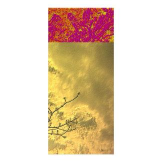 Golden Horizons Rack Card