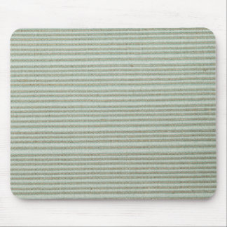 Golden horizontal strings and light green base mouse pad