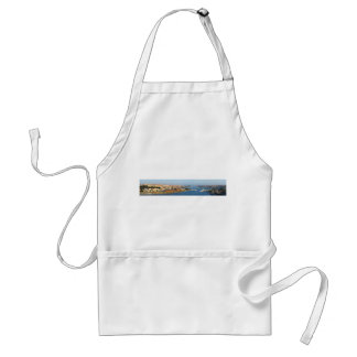 Golden Horn Istanbul Turkey From Pierre Loti Cafe Adult Apron