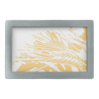 Golden hours belt buckle