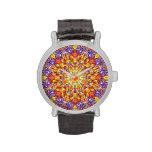 Golden Iris 3 Wrist Watch