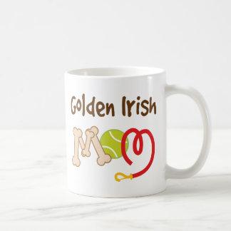 Golden Irish Dog Breed Mom Gift Coffee Mug