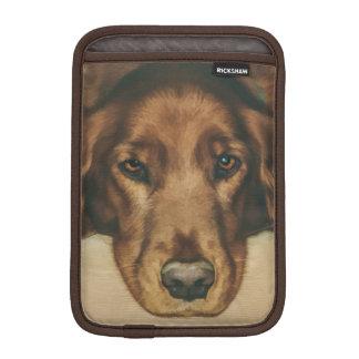 Golden Irish Dog Sleeve For iPad Mini