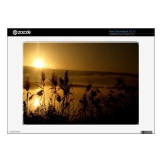 Golden Israel Sunrise Skins For Acer Chromebook