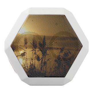 Golden Israel Sunrise White Bluetooth Speaker