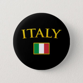 Golden Italy Button