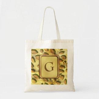 Golden Jungle Print Bag
