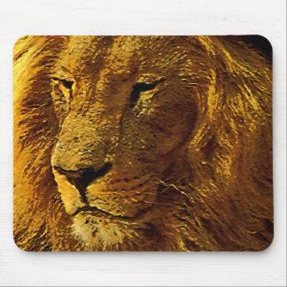 Golden King Mouse Mats