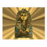 Golden King Tut #2 Post Cards