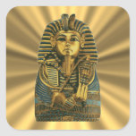Golden King Tut #2 Sticker