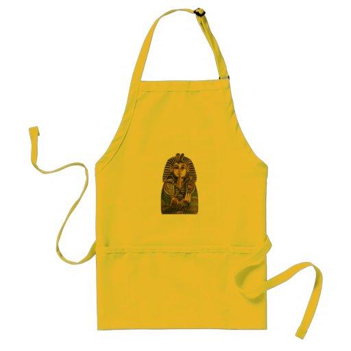 Golden King Tut Apron