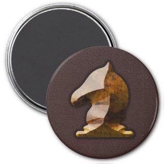 Golden Knight - Zero Gravity Chess (SLG) Magnet