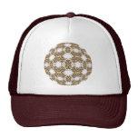 Golden Knotwork Hats