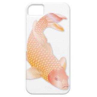 Golden Koi Fish - iPhone 5 Case