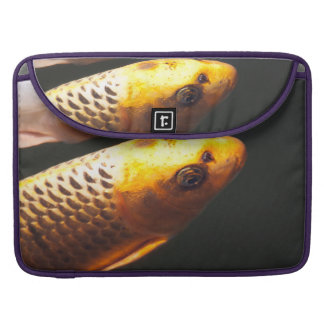 Golden Koi Fish MacBook Pro Sleeve