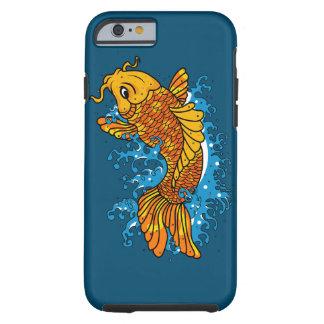 Golden Koi iPhone 6, Tough Tough iPhone 6 Case