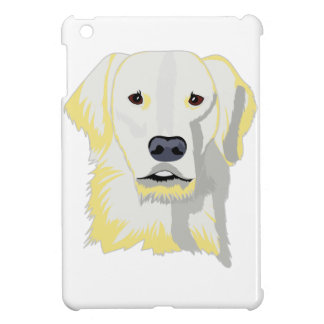 Golden Lab Cover For The iPad Mini