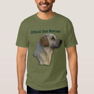 Golden Lab Retriever Dog-lover Pet Rescue Design Tshirts