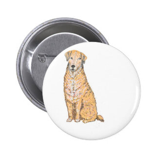 Golden Labrador products, customize Buttons