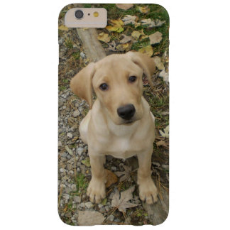 Golden Labrador Puppy Barely There iPhone 6 Plus Case
