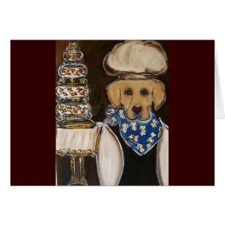 Golden Labrador Retriever Cards