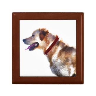 Golden Labrador Retriever Dog-lover Gift Jewelry Box