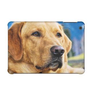 Golden Labrador Retriever iPad Mini Retina Case