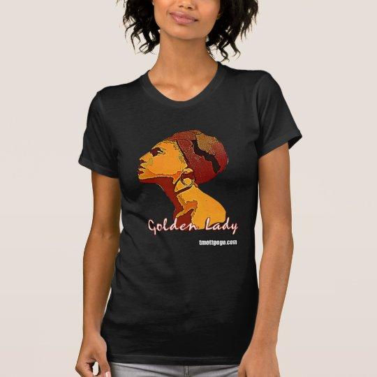Golden Lady - Dark T-Shirt