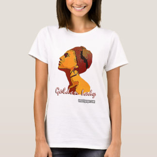 Golden Lady - Light T-Shirt