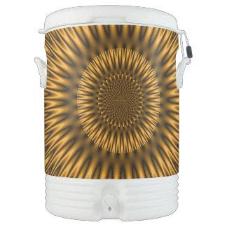 Golden Lagoon Beverage Cooler