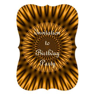 Golden Lagoon Card
