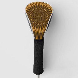 Golden Lagoon Golf Head Cover