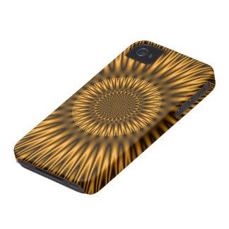 Golden Lagoon iPhone 4 Cover