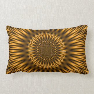 Golden Lagoon Lumbar Pillow