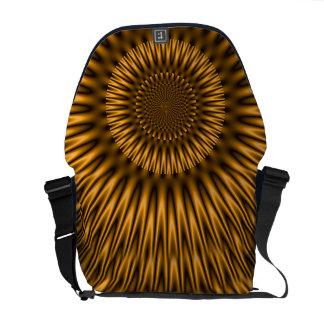 Golden Lagoon Messenger Bag