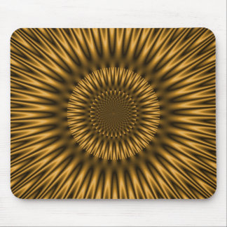 Golden Lagoon Mouse Pad