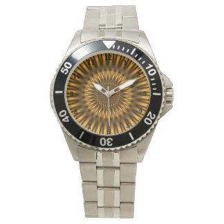 Golden Lagoon Wristwatch