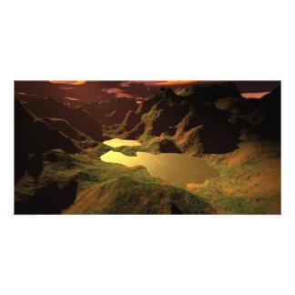 Golden Lake Card