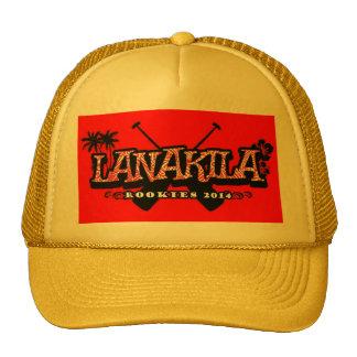 Golden Lanakila Rookie 2014 Rookie Trucker Hat